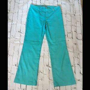 VINTAGE GUESS RETRO BLUE PANTS